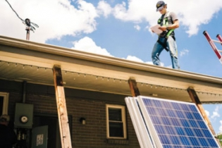 20KWH Off-Grid Solar Power Project Completed!In U.S.A.